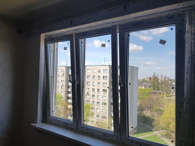 холодное остекление балконов в Северске